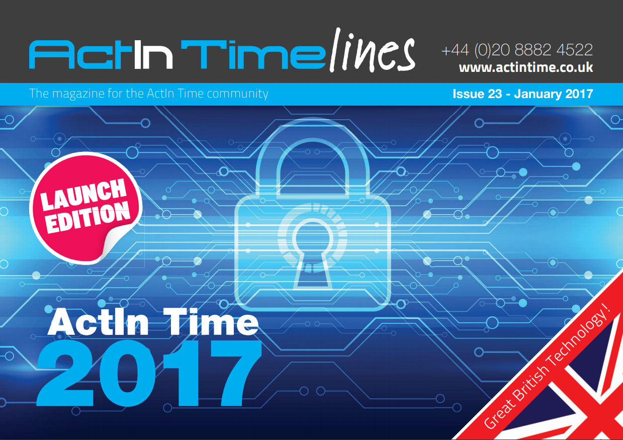 Download the ActIn Time Lines