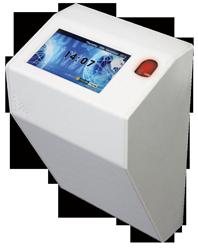 Biometric Touchscreen Thumbnail